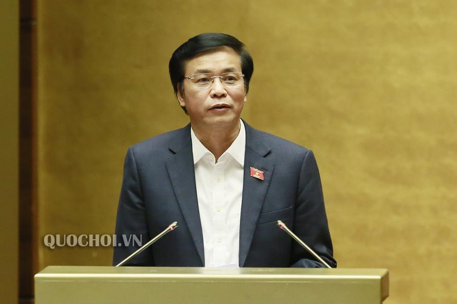 Trình miễn nhiệm Phó chủ tịch nước Đặng Thị Ngọc Thịnh và 5 Ủy viên thường vụ Quốc hội - Ảnh 1.