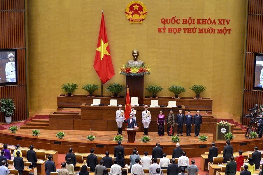 Tiếp tục kiện toàn công tác nhân sự Nhà nước, Quốc hội và Chính phủ trong tuần này - Ảnh 1.