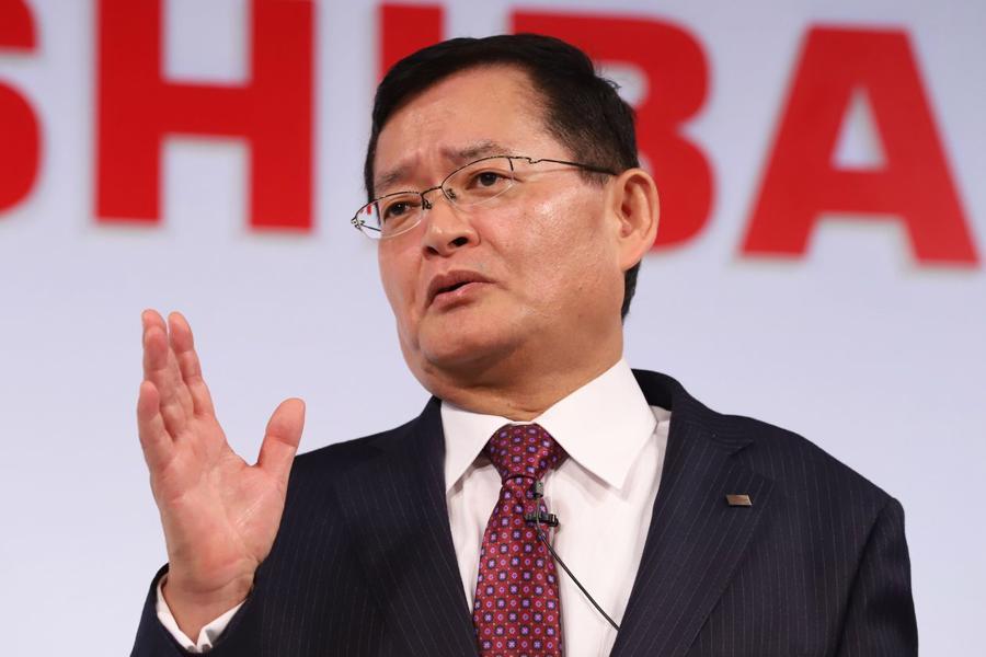 Toshiba cân nhắc đề nghị mua lại với định giá 20 tỷ USD - Ảnh 1.