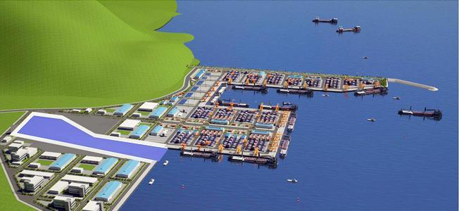 Chính phủ duyệt dự án xây dựng Bến cảng Liên Chiểu - Ảnh 1.