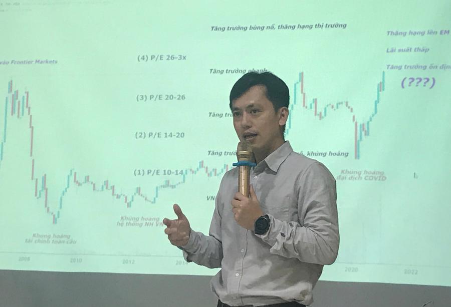 """""""Đầu tư chứng khoán, cần bớt để ý đến Vn-Index"""" - Ảnh 2."""