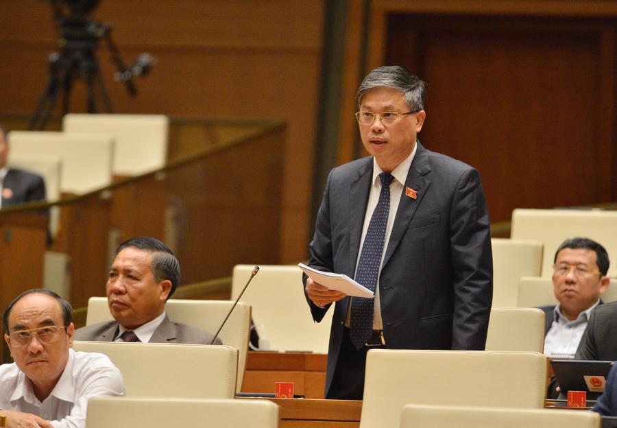 """Đại biểu Quốc hội góp ý cho Chính phủ về việc triển khai """"cứu trợ"""" doanh nghiệp - Ảnh 1."""