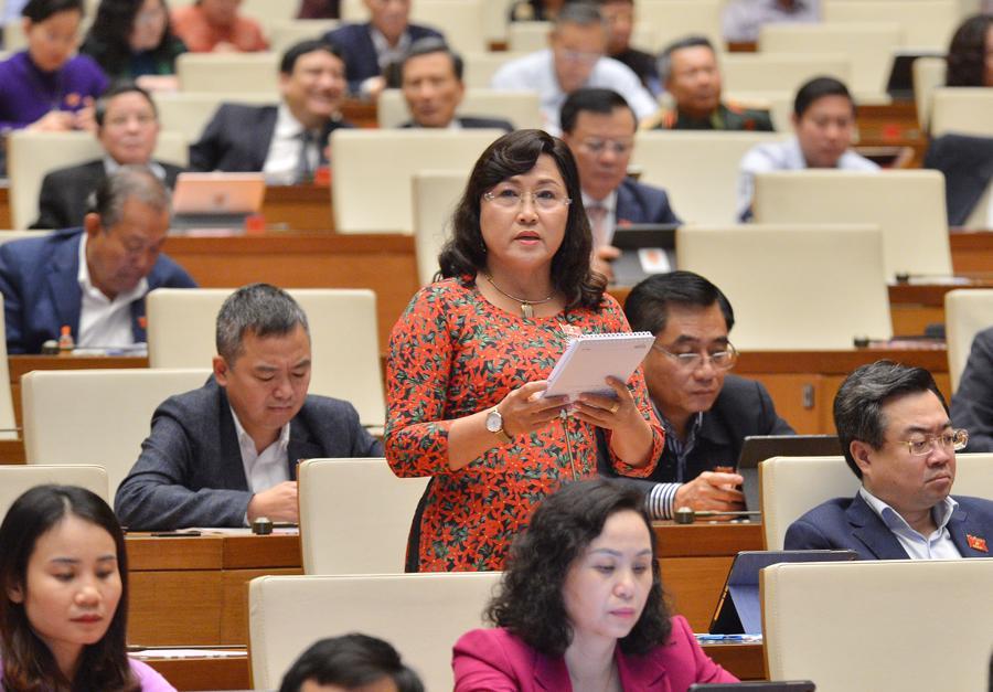 Đề nghị Chính phủ sớm trình dự thảo sửa đổi Luật Đất đai - Ảnh 1.