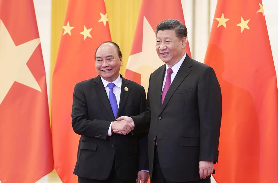 Lãnh đạo các nước chúc mừng tân Chủ tịch nước và Thủ tướng Việt Nam - Ảnh 2.