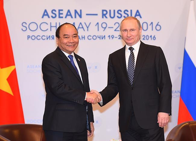 Lãnh đạo các nước chúc mừng tân Chủ tịch nước và Thủ tướng Việt Nam - Ảnh 4.