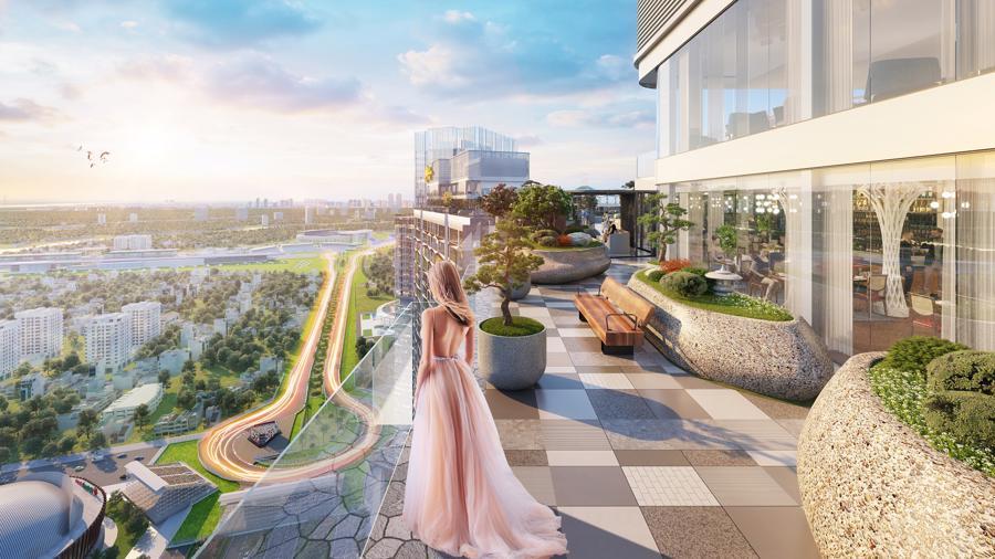 MIKGroup mang phong cách Mỹ xa hoa vào khu nhà giàu mới tại Mỹ Đình - Ảnh 4.