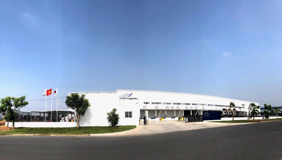 Yusen Logistics khai trương trung tâm Tiếp vận mới tại Bình Dương - Ảnh 1.