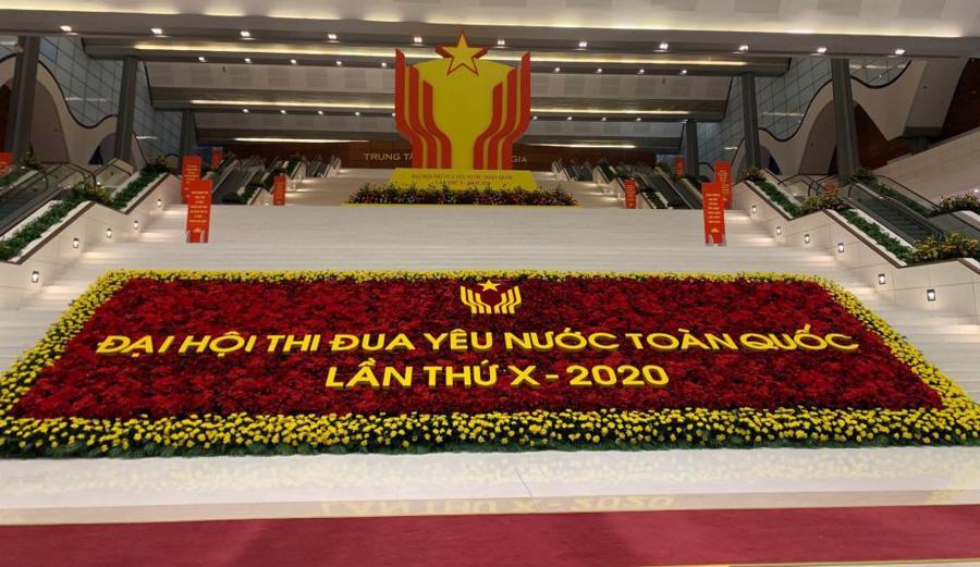 Đại hội Thi đua yêu nước Toàn quốc lần thứ X: Tạo động lực mới, đột phá mới - Ảnh 1.