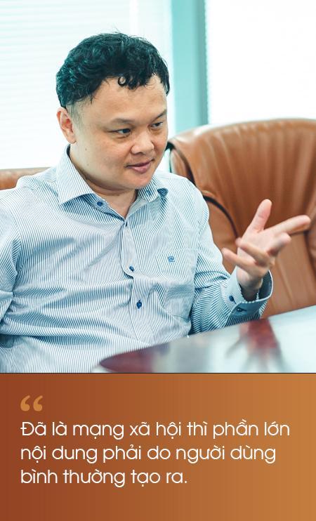 """CEO Nguyễn Thế Tân: """"Mạng xã hội Lotus là cuộc chơi tất tay của VCCorp"""" - Ảnh 8"""