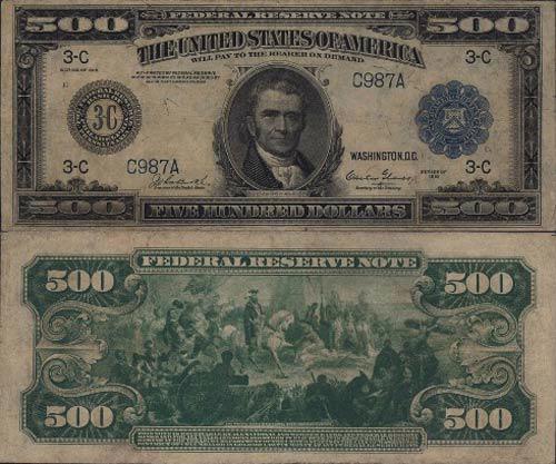 Đồng USD mệnh giá lớn nhất là bao nhiêu? 6