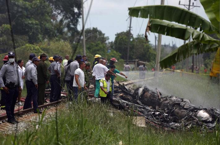 Rơi máy bay chở khách ở Cuba, hơn 100 người thiệt mạng - Ảnh 1.