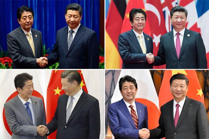 Mỹ đang khiến Trung Quốc và Nhật Bản xích lại gần nhau? - Ảnh 1.