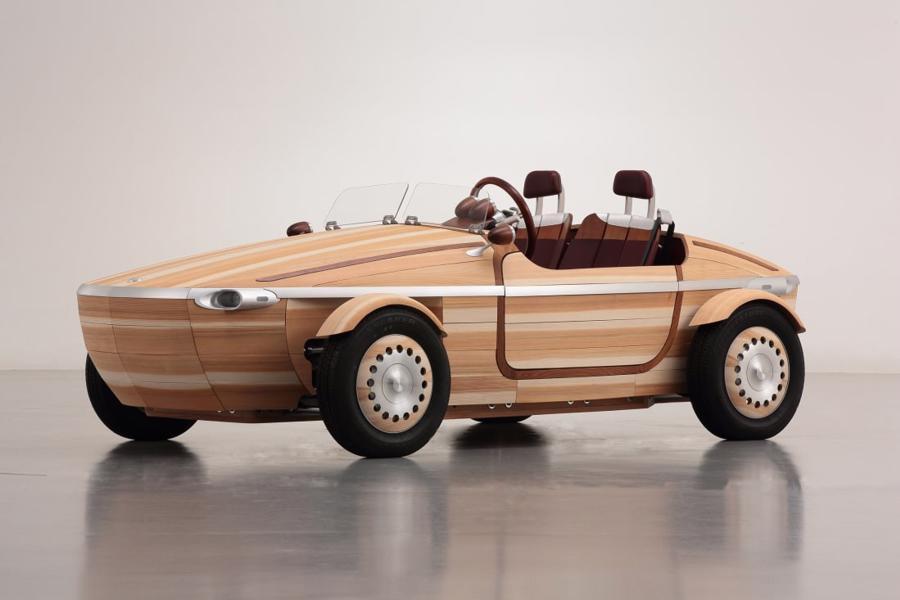 7 mẫu concept nổi tiếng của các hãng xe lớn - Ảnh 1.