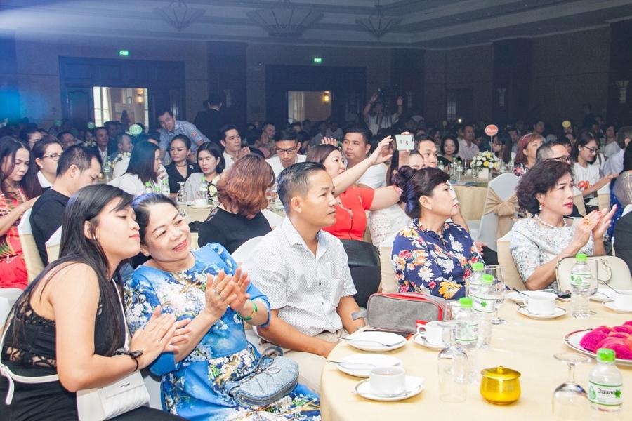 Goldsand Hill Villa hút khách đầu tư Sài Gòn ngày giới thiệu dự án - Ảnh 1.