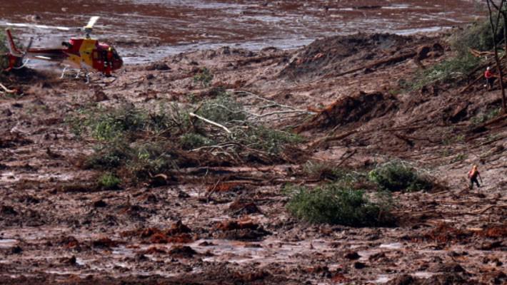Gần 400 người chết và mất tích trong vụ vỡ đập ở Brazil - Ảnh 1.