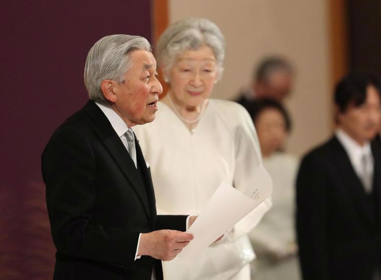 Chùm ảnh: Nước Nhật trong ngày đầu tiên thời Lệnh Hòa - Ảnh 13.