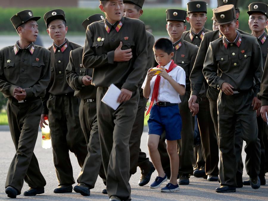 Những điều ít biết về nền kinh tế của Triều Tiên - Ảnh 1.