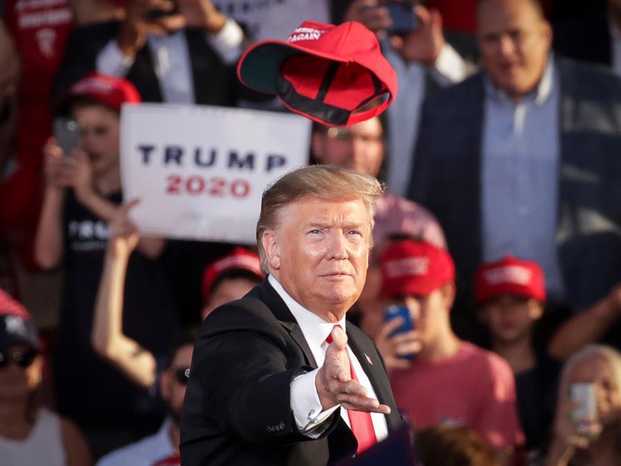 9 lý do ông Trump có thể tái đắc cử tổng thống Mỹ năm 2020 - Ảnh 1.