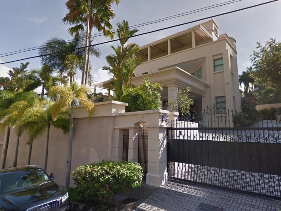 Nhà tài phiệt vụ 1MDB tìm cách đòi lại biệt thự bị tịch biên - Ảnh 1.