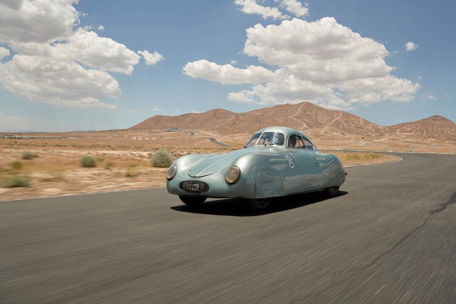 Xe cổ Porsche Type 64 được bán đấu giá, dự kiến thu về tới 20 triệu USD - Ảnh 10.