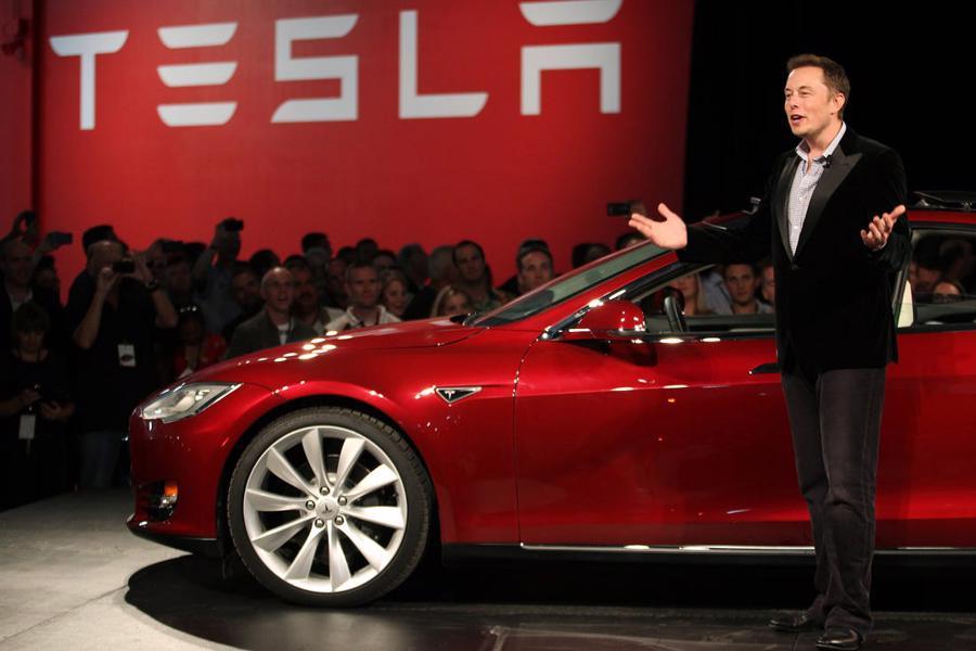 """CEO Toyota ví Tesla như """"nhà hàng chưa có món ăn"""" - Ảnh 1."""