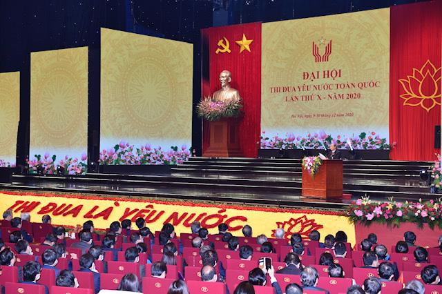 Đại hội Thi đua yêu nước Toàn quốc lần thứ X: Tạo động lực đột phá mới - Ảnh 1.