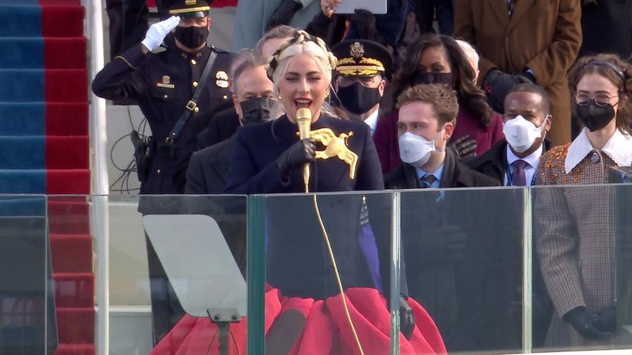 Toàn cảnh lễ nhậm chức đặc biệt của tân Tổng thống Mỹ Joe Biden - Ảnh 6