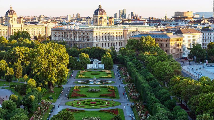 1 Vienna, Austria