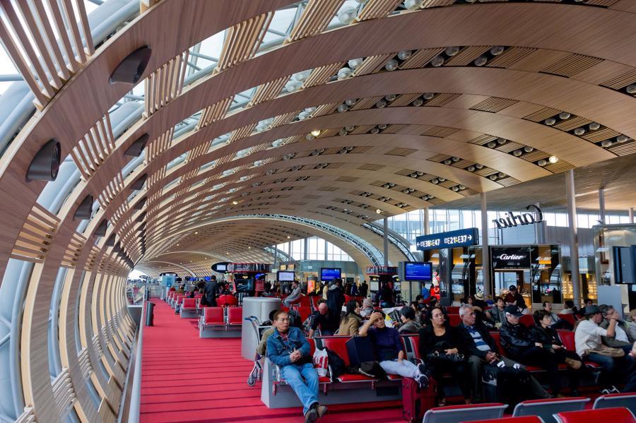 20 sân bay bận rộn nhất thế giới - Ảnh 10.