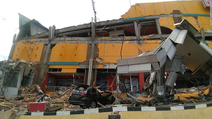 Động đất, sóng thần tại Indonesia: Hàng nghìn người có thể đã thiệt mạng - Ảnh 9.