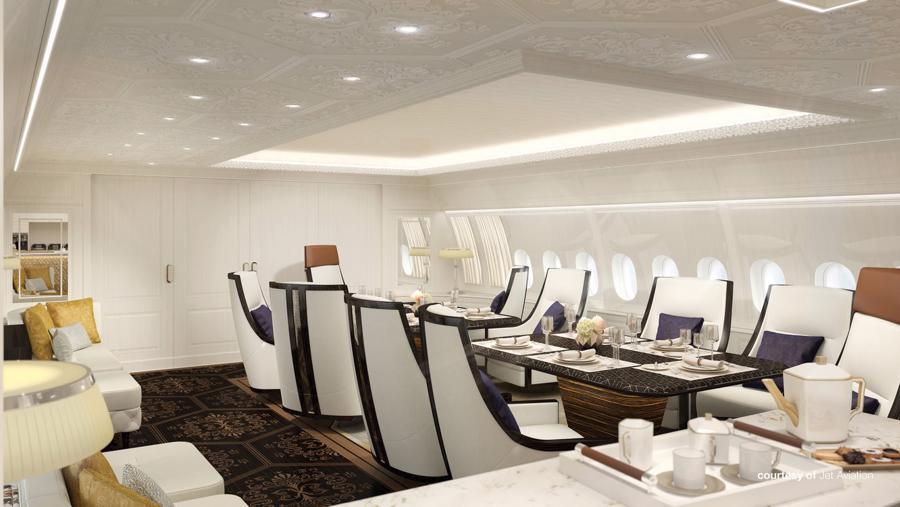 Bên trong máy bay cá nhân 400 triệu USD của Boeing - Ảnh 7.