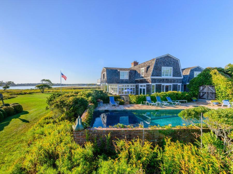 10 dinh thự đắt nhất tại khu nhà giàu Mỹ được bán trong năm 2018 - Ảnh 1.