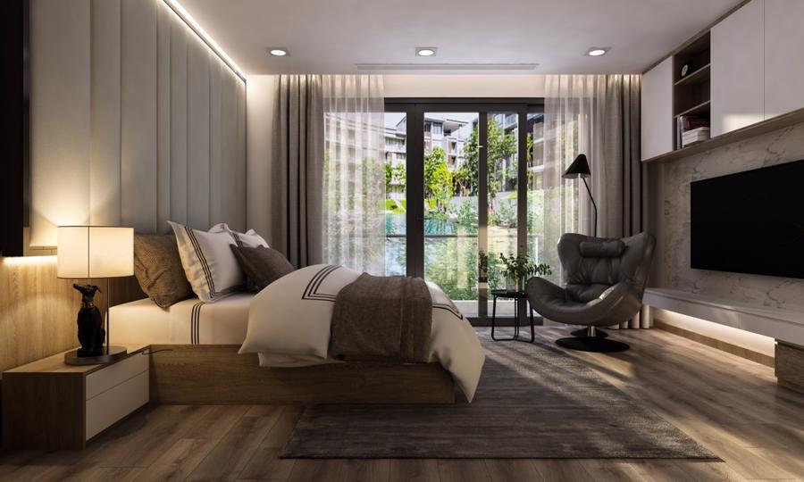 Xuất hiện biệt thự 11 phòng giá 7 tỷ trên đồi ngắm hoàng hôn đẹp bậc nhất Phan Thiết - Ảnh 9.