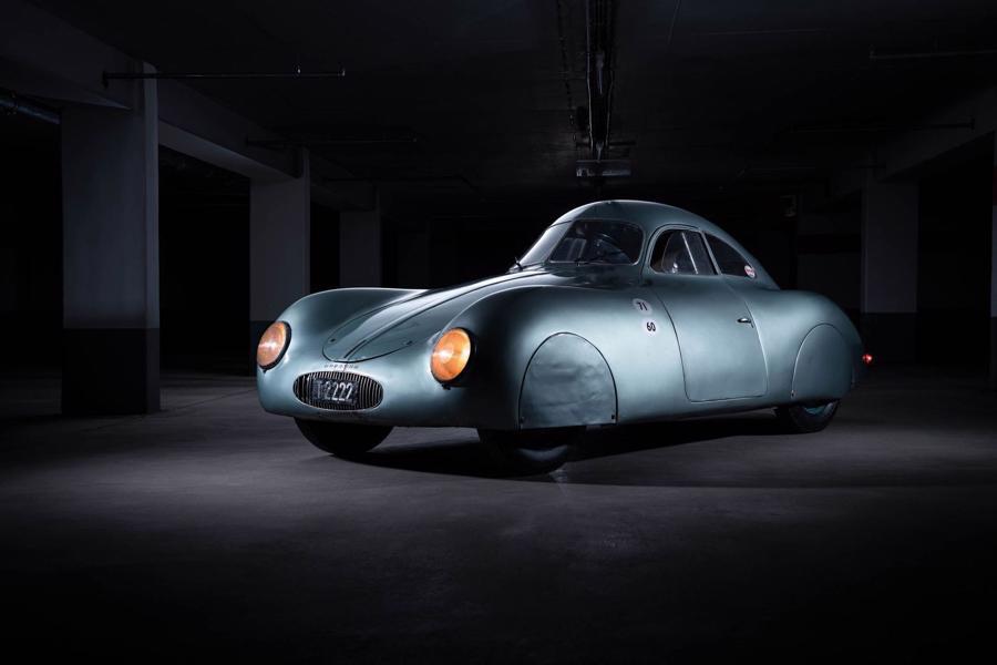 Xe cổ Porsche Type 64 được bán đấu giá, dự kiến thu về tới 20 triệu USD - Ảnh 1.