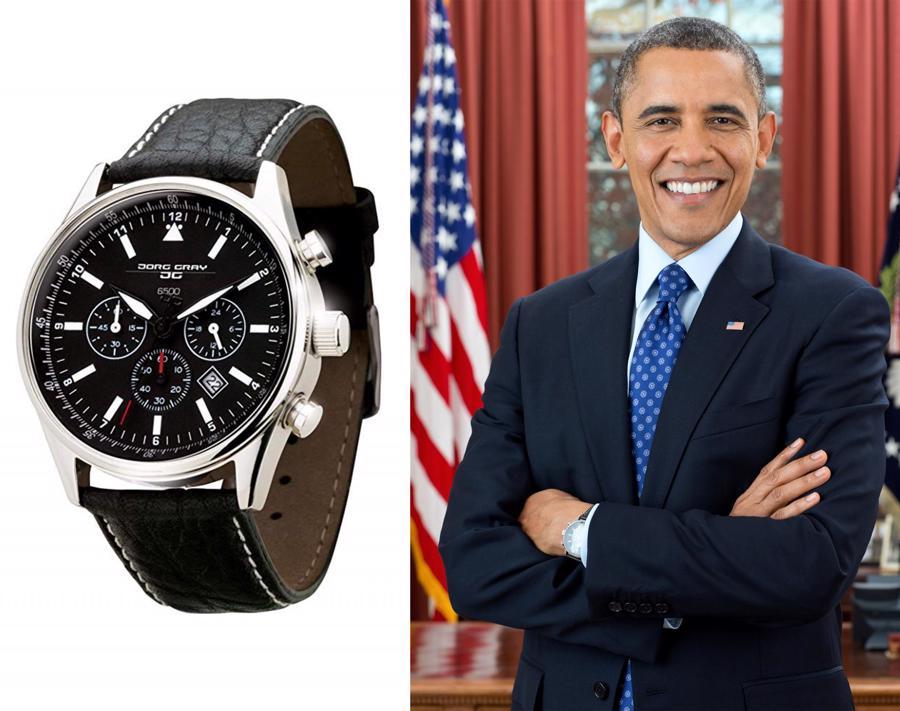 Các nguyên thủ thế giới đeo đồng hồ gì? - Ảnh 10.