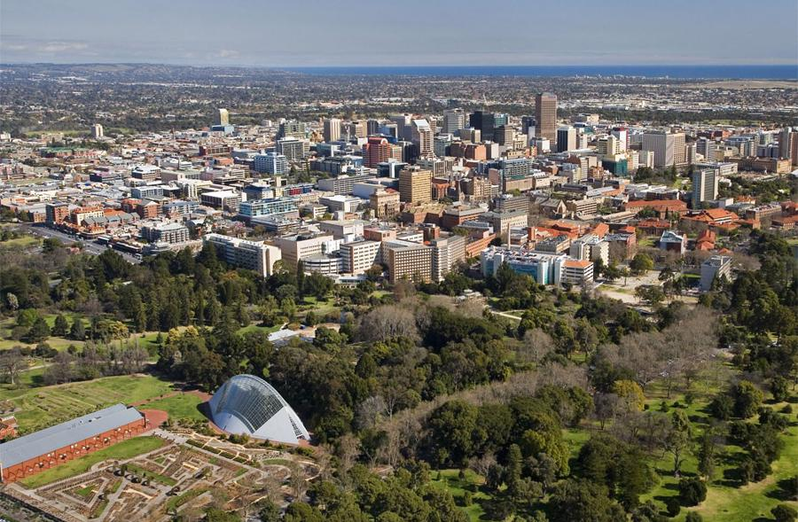 10 Adelaide, Australia