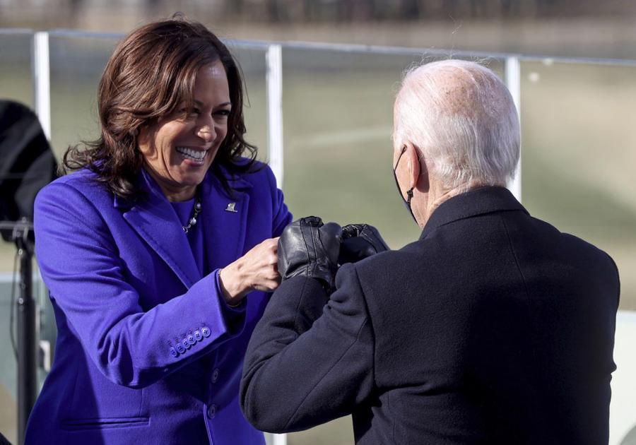 Toàn cảnh lễ nhậm chức của tân Tổng thống Mỹ Joe Biden - Ảnh 10.