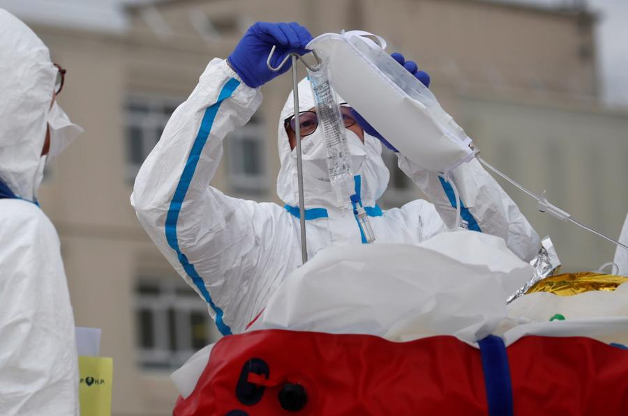 """""""Qua mặt"""" xét nghiệm PCR, biến thể Covid-19 ở Pháp nguy hiểm thế nào? - Ảnh 1."""