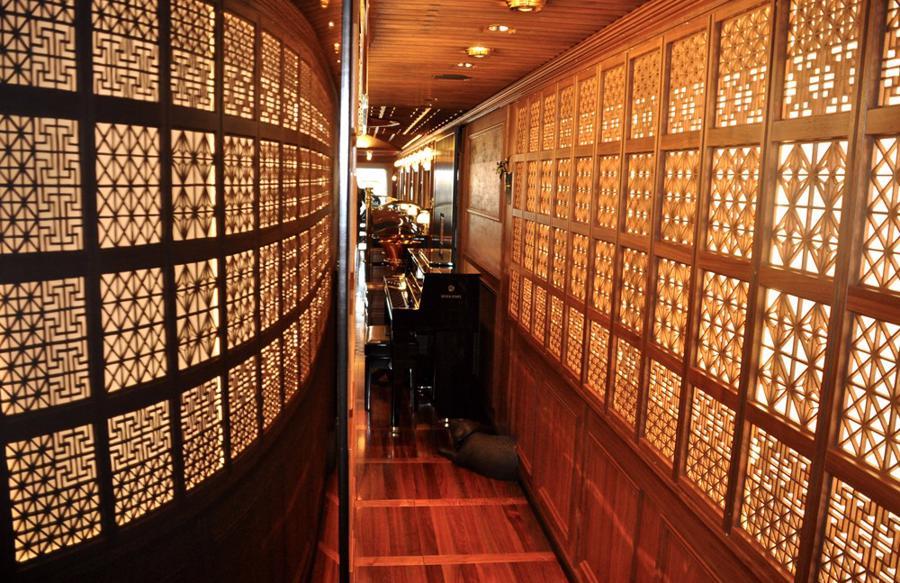 Bên trong tàu 7 sao xa xỉ bậc nhất Nhật Bản - Ảnh 11.