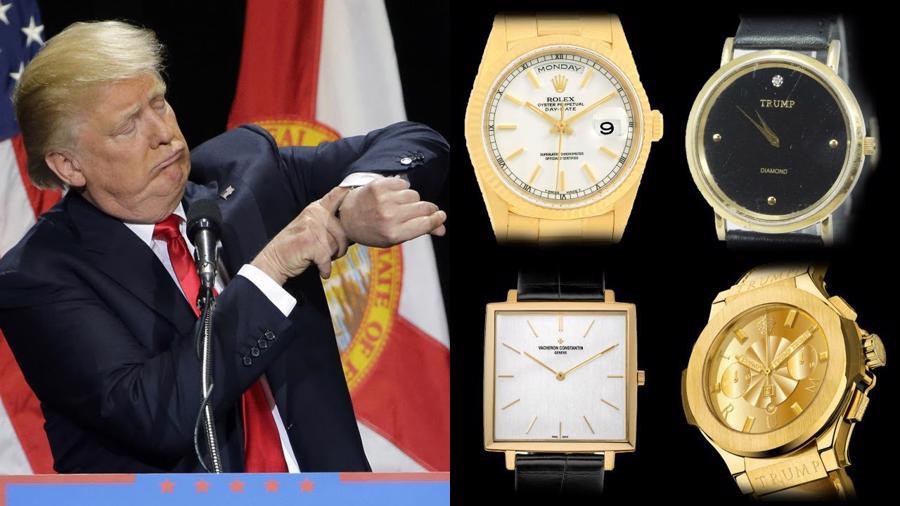 Các nguyên thủ thế giới đeo đồng hồ gì? - Ảnh 11.