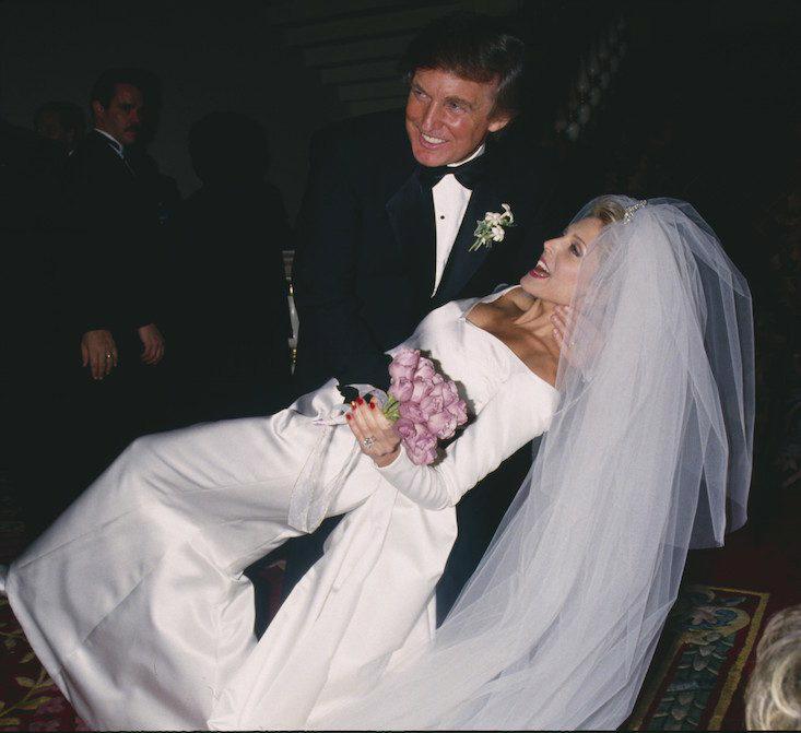 Những khoảnh khắc đáng chú ý trong cuộc đời và sự nghiệp của ông Trump - Ảnh 14.