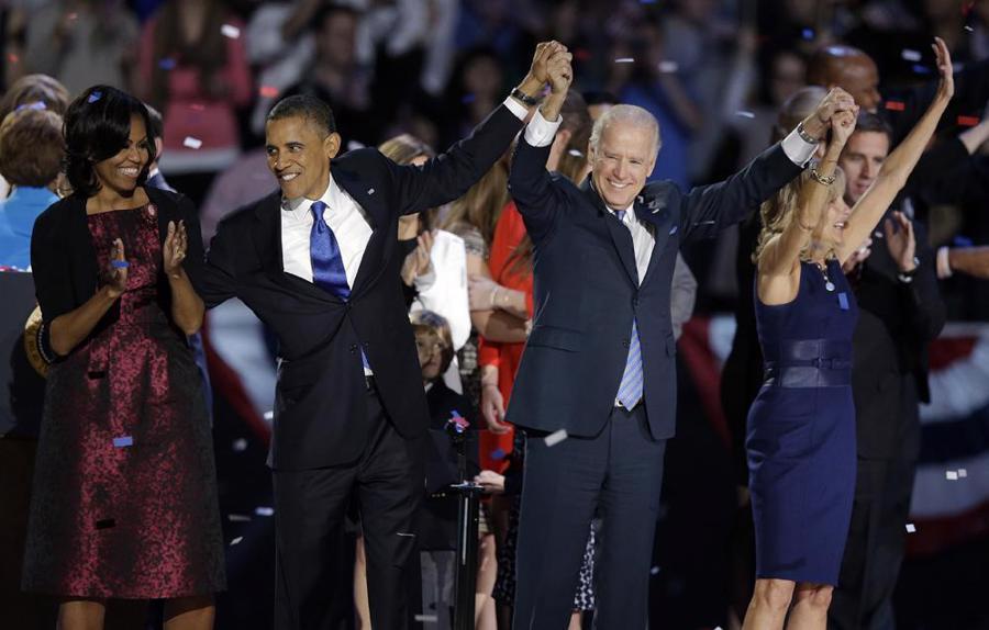 Chùm ảnh đáng nhớ trong cuộc đời và sự nghiệp của ứng viên tổng thống Joe Biden - Ảnh 10.
