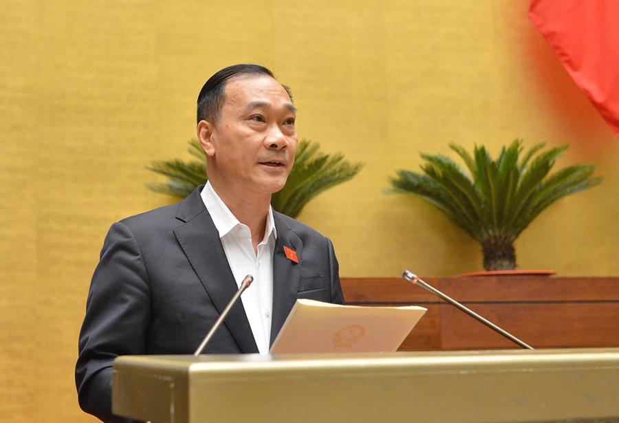 Quốc hội thông qua mục tiêu tăng trưởng GDP 6% năm 2021 - Ảnh 1.