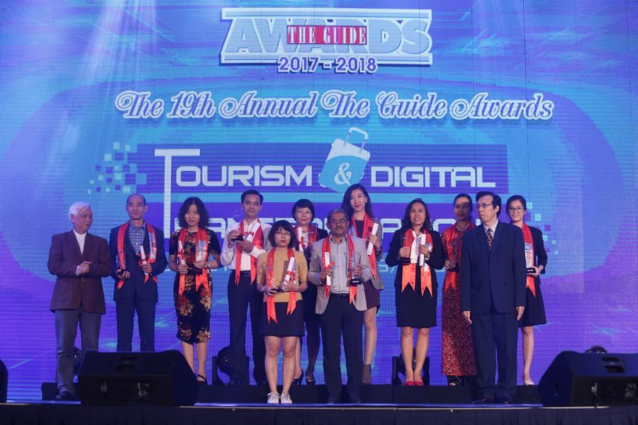 110 thương hiệu ngành du lịch được vinh danh tại The Guide Awards 2017-2018 - Ảnh 9.