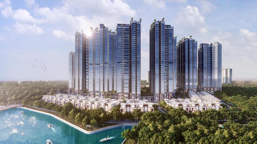 Chi 3 triệu USD lắp đèn LED, tòa tháp sắp bàn giao trở thành biểu tượng khu Nam Sài Gòn - Ảnh 11.
