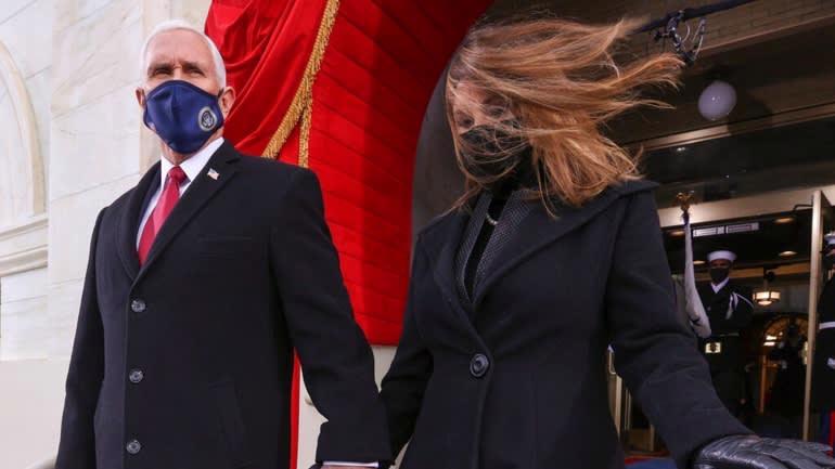 Toàn cảnh lễ nhậm chức của tân Tổng thống Mỹ Joe Biden - Ảnh 8.