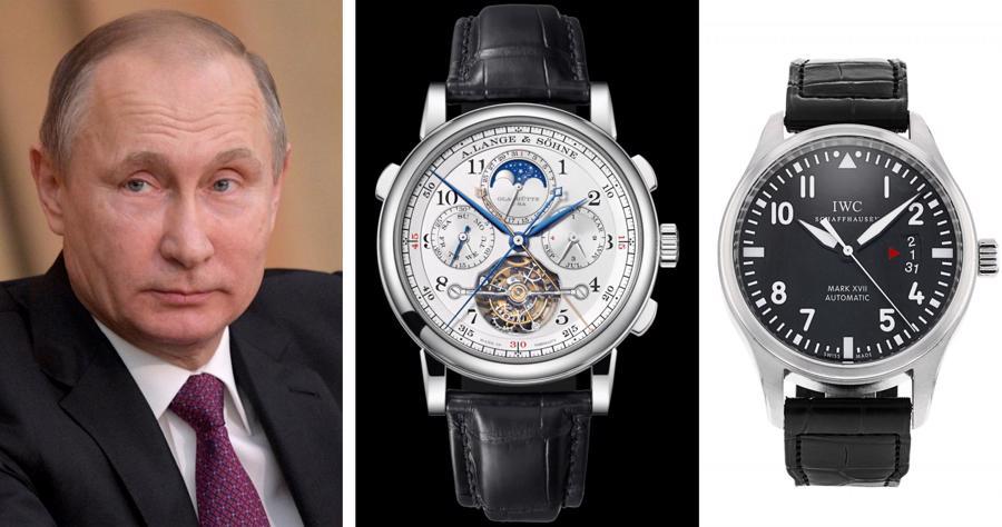 Các nguyên thủ thế giới đeo đồng hồ gì? - Ảnh 12.