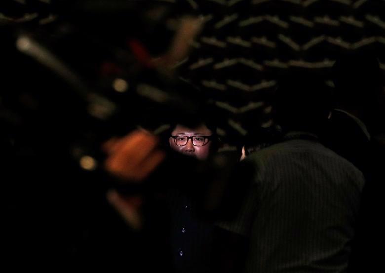 Chùm ảnh ông Kim Jong Un đi dạo đêm ở Singapore - Ảnh 12.