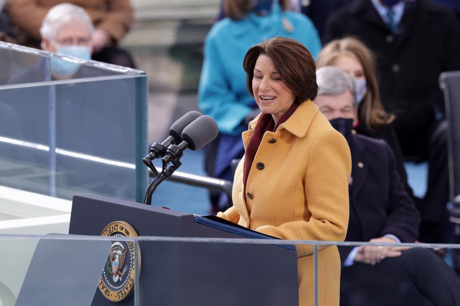 Toàn cảnh lễ nhậm chức của tân Tổng thống Mỹ Joe Biden - Ảnh 7.