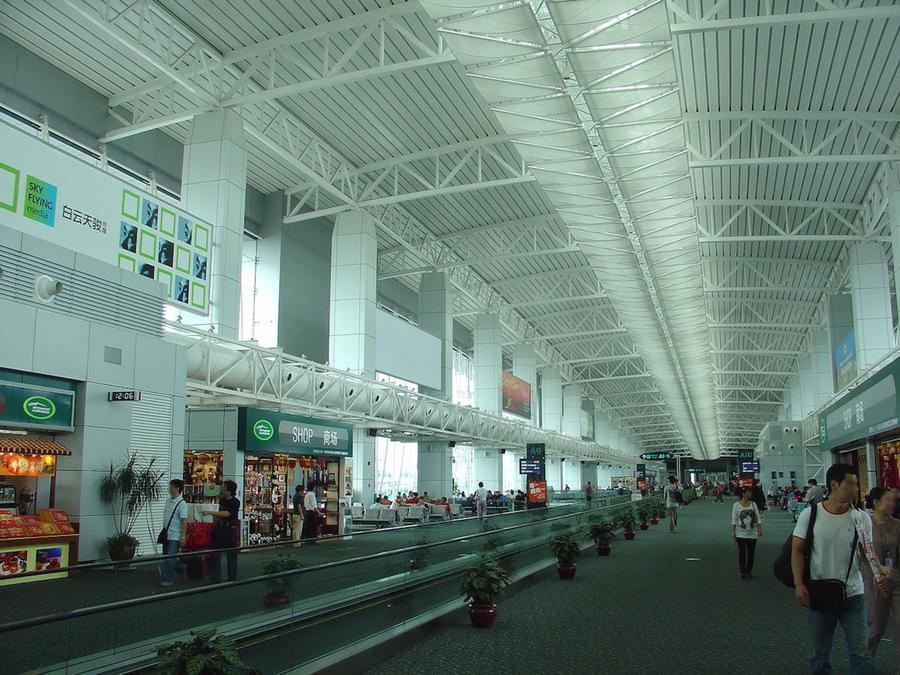 20 sân bay bận rộn nhất thế giới - Ảnh 13.